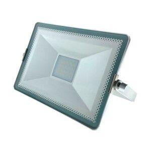 LED21 LED reflektor HIGH LINE 20W 1800lm CCD, stříbrný, Studená bílá